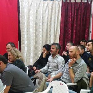 LA SCUOLA DI COMICITA' ACCOMILAB A FIRENZE A PRESO IL VIA IERI SERA ALLA GRANDE