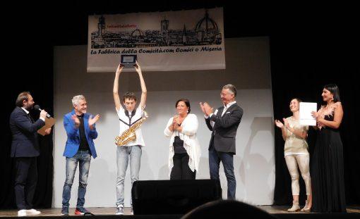 Brando Delaiti Premio Giovani Talenti 2019